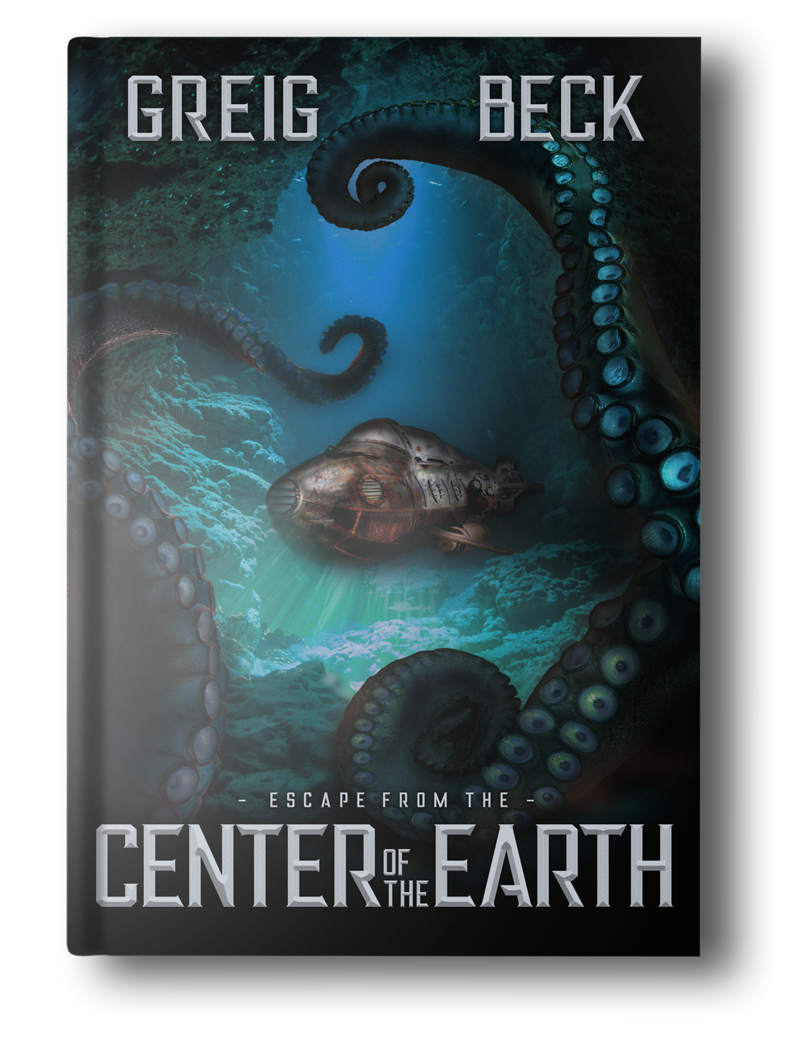 Escape From The Center Of The Earth (Book III)